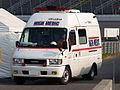 Elf UT ambulance, Motegi.jpg