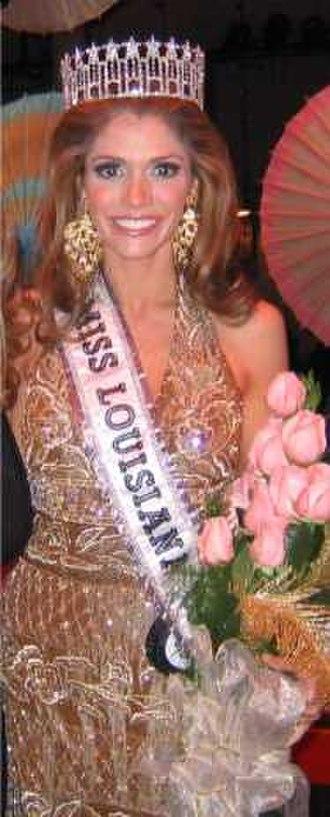 Miss Louisiana USA -  Elizabeth McNulty, Miss Louisiana USA 2007