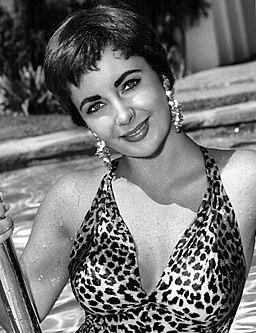 Elizabeth Taylor-1954