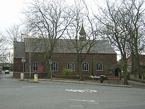 Listed buildings in Worsley - Image: Ellenbrook Chapel