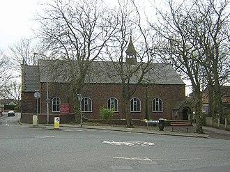 Listed buildings in Worsley - Image: Ellenbrook Chapel