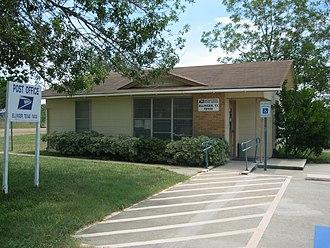 Ellinger, Texas - Image: Ellinger TX Post Office