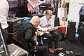 Elliot Randall at Hiwatt booth - 2014 NAMM Show (2).jpg