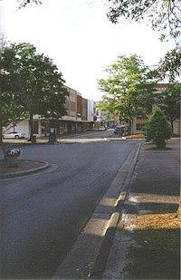 Elm Street in Lumberton.JPG
