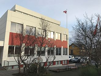 Politics of the Faroe Islands - Mission of the Faroe Islands in Reykjavik, Iceland