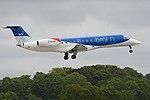 Embraer 135LR 'G-RJXP' British Midland Regional (44969783422).jpg