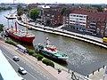 Emden, Blick vom Rathaus - panoramio.jpg