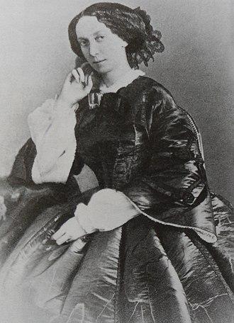 Maria Alexandrovna (Marie of Hesse) - Image: Empress Maria Alexandrovna (Marie of Hesse)