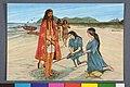 Encontro da Imagem do Senhor Bom Jesus de Iguape Por dois Índios, na Juréia, em 1647 - 1, Acervo do Museu Paulista da USP.jpg