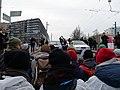 Ende Gelände blockade of the Invalidenstraße at the Sandkrugbrücke 15.jpg