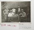 Enemy Activities - Internment Camps - Fort Douglas, Utah - A chess game. U.S. War Prison Barracks, Fort Douglas, Utah - NARA - 31479013.jpg