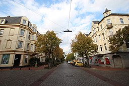 Goethestraße in Bremerhaven