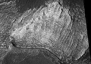 Eos Chasma - Image: Eos Chaos