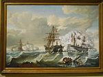 Episodio della battaglia navale di Lissa.JPG