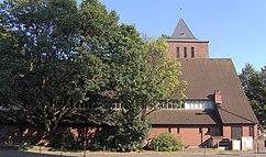 Iglesia del Redentor, Münster (1949-1950)