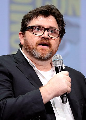 Ernest Cline - Cline at the 2017 San Diego Comic-Con