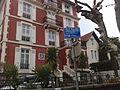 Ernest Fourneau karrikako kantoi bat Biarritz.jpg