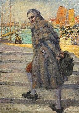 Ernst Pickardt - Goethe in Venedig 1921