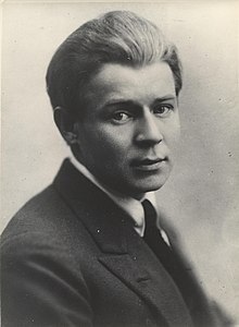 Sergei Alexandrowitsch Jessenin Wikipedia