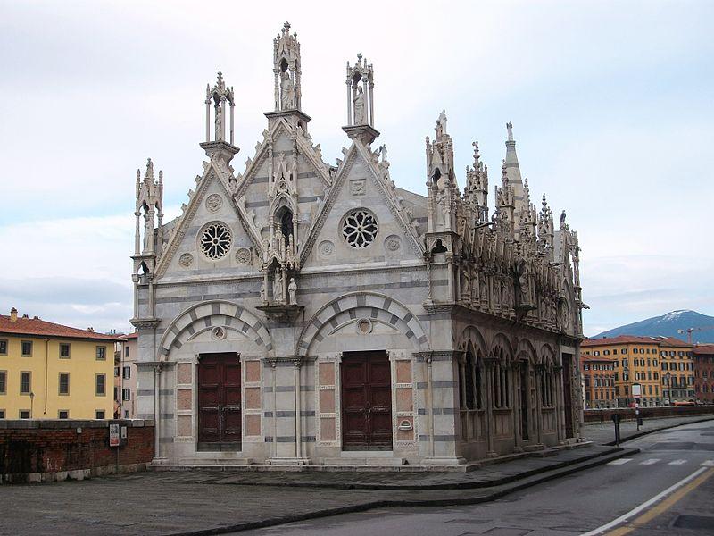Roteiro de 5 dias em Pisa