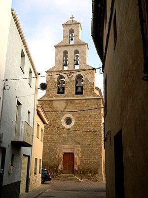 Albesa - Church of the Assumption, Albesa