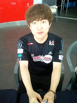 Esports player, Lee young ho.jpg