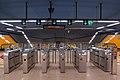 Estación de Delicias (Metro de Madrid), vestíbulo.JPG