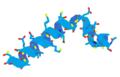 Estructura de Timosina alfa 1.png