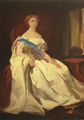 Estudo para o retrato da rainha D. Estefânia - Miguel Ângelo Lupi (1826-1883).png