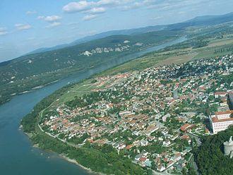 Szentgyörgymező - Aerial photograph, 2008