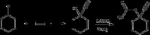 Ethinamate - Image: Ethinamate synthesis