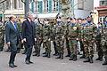 Eurocorps prise d'armes Strasbourg 31 janvier 2013 22.JPG