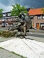 Europa op de Stier Gerard van der Leeden Rivierenwijk Utrecht.jpg