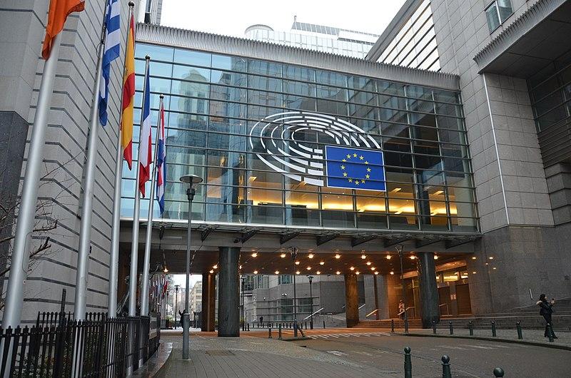 File:European Parliament building Brussels 3.jpg