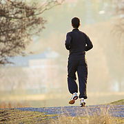 Evening jogger (4488221416)