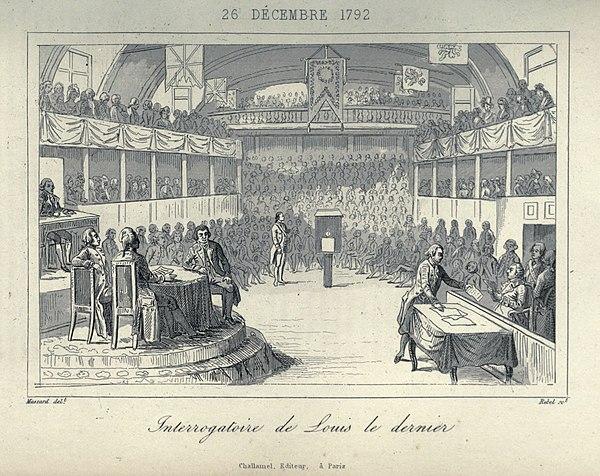 Rättegången mot Ludvig XVI