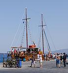 Excursion boat - Athinios port - Santorini - Greece - 06.jpg