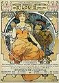 Exposition Universelles et Internationale de St. Louis (Etats Unis) du 30 Avril au 30 Novembre. (Poster advertising the 1904 World's Fair).jpg