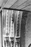 exterieur (tijdens restauratie), hoofdingang, detail - delft - 20283005 - rce