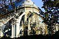 Exterior of the apse of Notre-Dame de Paris, 30 September 2015.jpg