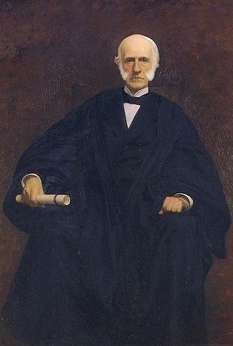 Ezekiel Robinson - Ezekiel Robinson painted by Otto Grundmann