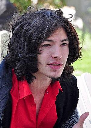 Schauspieler Ezra Miller