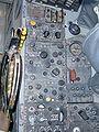 F-4N cockpit simulator PCAM pilot's instruments 3.JPG