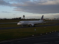 F-HEPA - A320 - Air France