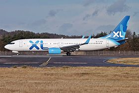 F-HJUL Boeing 737-800 XL Airways France (13272298973).jpg