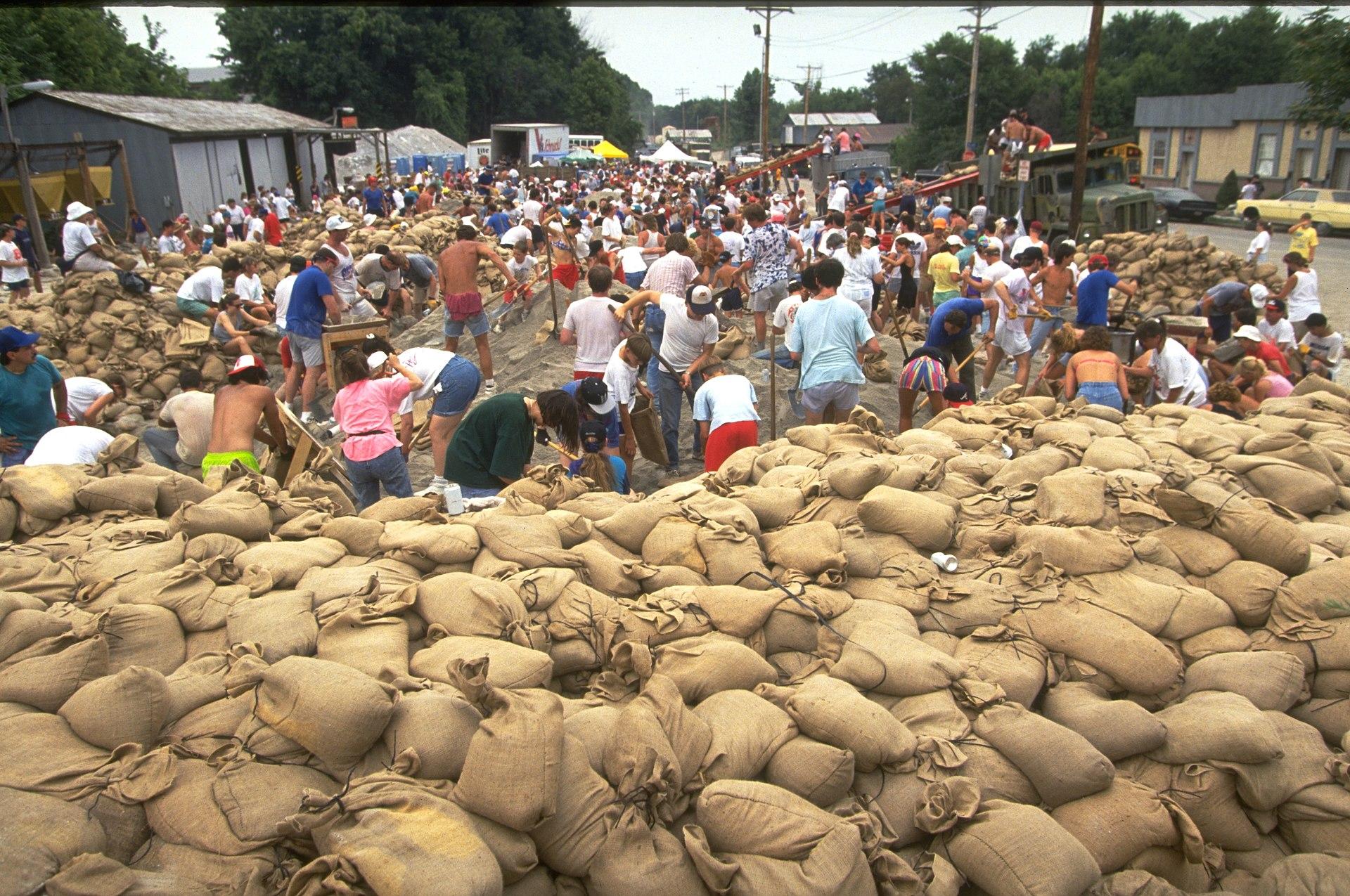Sandbag wikipedia for Preparation of soil wikipedia