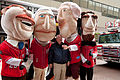 FEMA - 45542 - FEMA Administrator W. Craig Fugate stands with the Washington Nationals Racing Presidents in District of Columbia.jpg