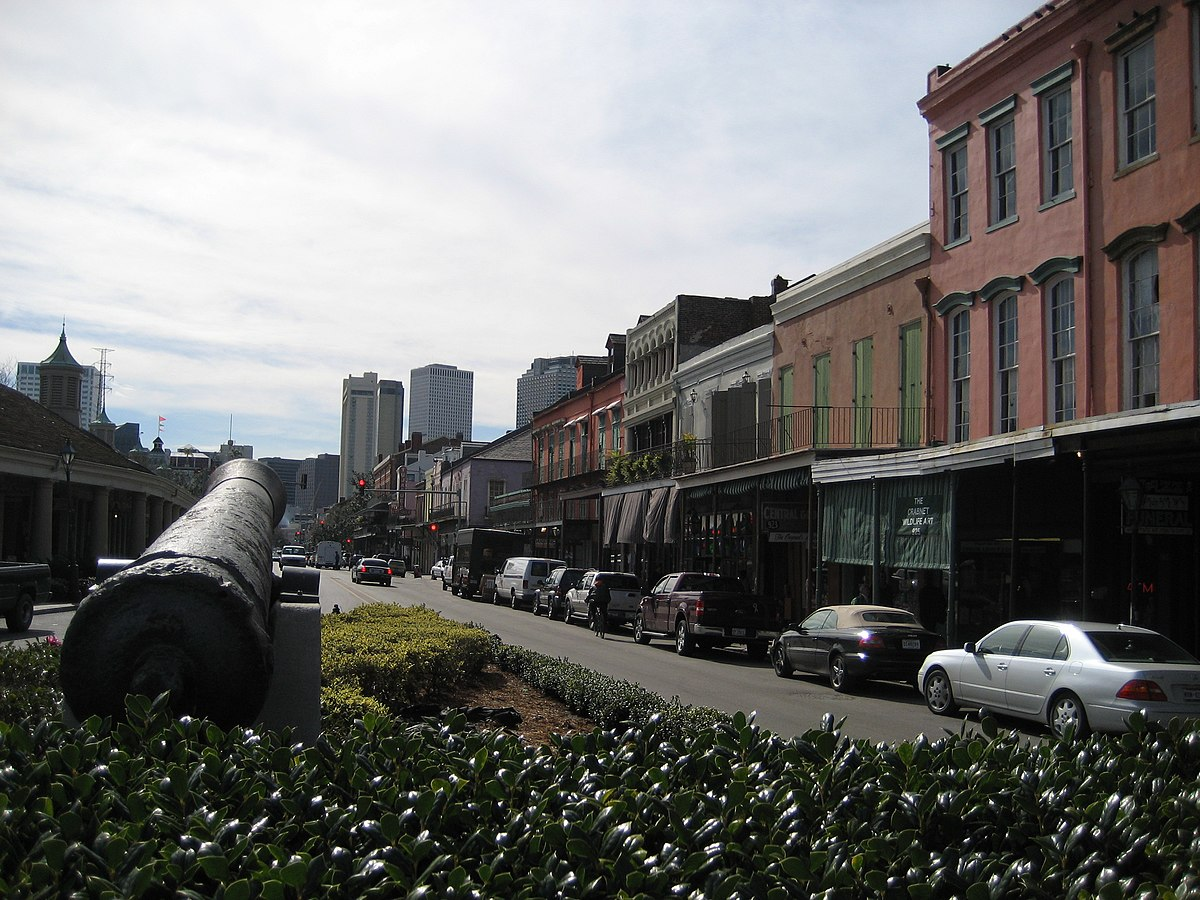 decatur street  new orleans
