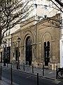 Façade synagogue nazareth, rue notre-dame de nazareth (paris 3e).jpg