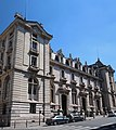 Faculté de droit, université de Paris, 131-133 rue Saint-Jacques, Paris 5e.jpg
